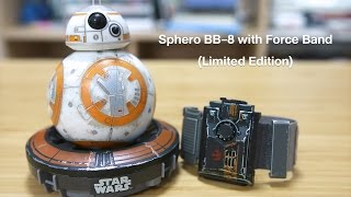 siampod ep 90 : หุ่นยนต์ Sphero BB-8 with Force Band (Limited Edition)