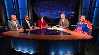 Another heckling incident on Real Time with Bill Maher