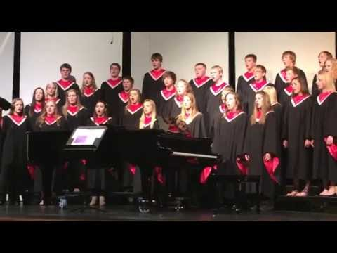 The River By Garth Brooks (Lovely Cover By WCA A Capella/Special Choral Group)w/ Lyrics...