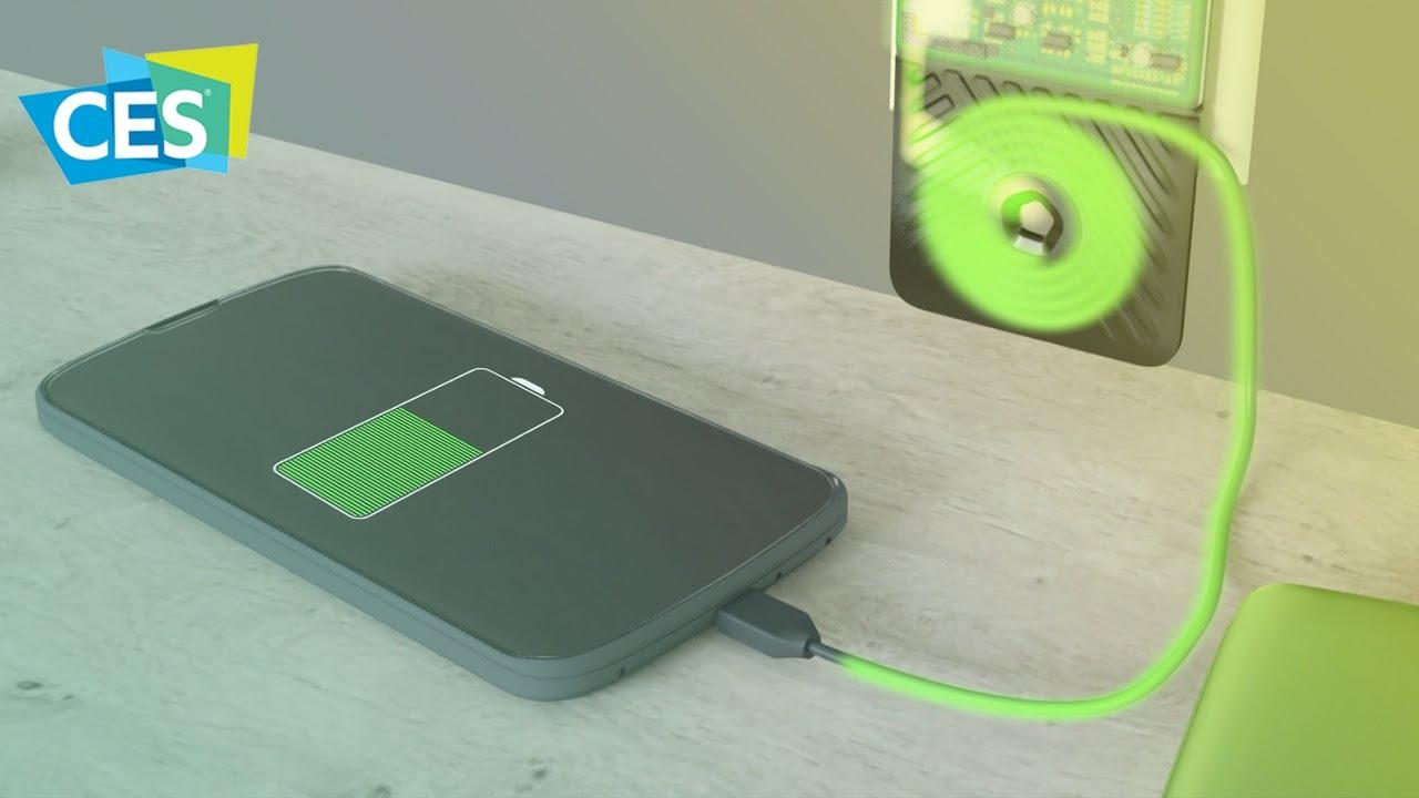 Зарядка для iPhone и MacBook размером с кредитку... почти