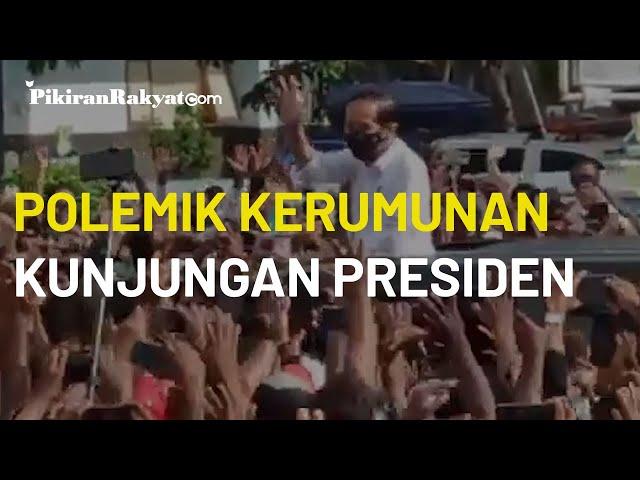Kunjungan Presiden Jokowi Timbulkan Kerumunan Dianggap Tak Disengaja, Ketua DPRD NTT: Warga Rindu