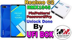 Realme C2 RMX 1945 UNLOCKING By UFI ISP Pinout