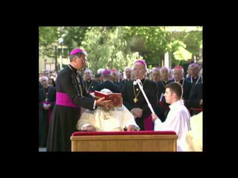LOURDES 2004 - Jean Paul II -