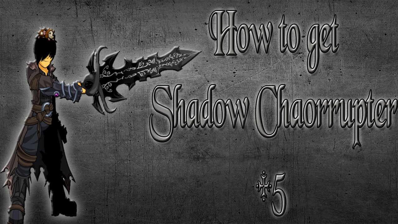 how to get to shadow of the past aqw