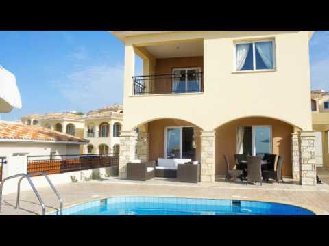 Villa Keridwen, Tremithousa, Paphos, Cyprus, part of the Club St George Resort