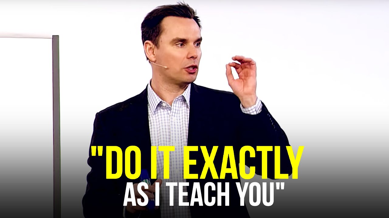 "Why 2% Succeed and 98% Don't | ""DO IT EXACTLY AS I TEACH YOU"""