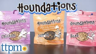 Houndations Dog Treats from Loving Pets Corporation