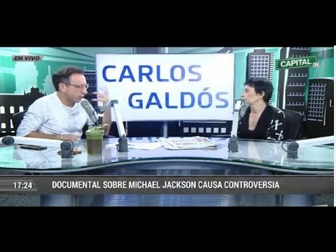Patricia Salinas y Galdós hablan del documental que acusa a Michael Jackson de abuso