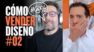 Cómo VENDER DISEÑO #02 💰 con Fernando Del Vecchio