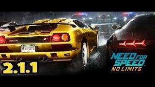 NFS: No Limits 2.1.1 Взлом на топливо (Для тех кто не любит ждать).