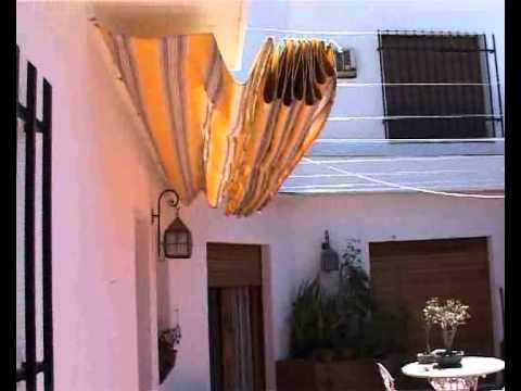 Toldo corredizo de patio fernando garutti en obras 14 11 for Toldos para patios pequenos