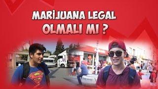 Marijuana İllegal olmalı mı? l mikrofon sokakta - abii tv #045