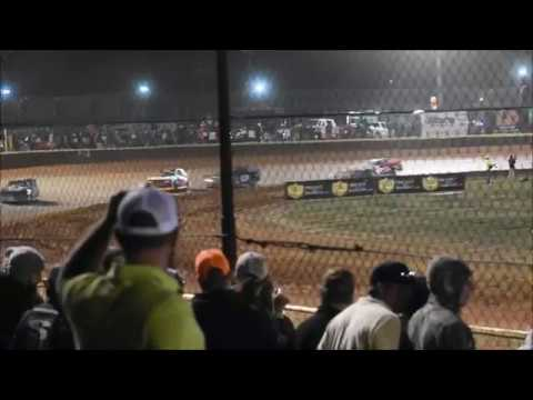 Nesmith Street Stock Super Bowl of Racing Golden Isles Speedway 2/11/17