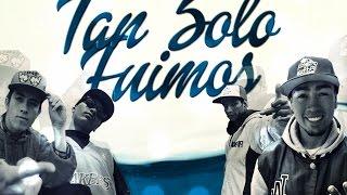 Tan Solo Fuimos - ALMAS DE BARRIO (VIDEOLIRYCS) Rap Para El Alma 2015 thumbnail