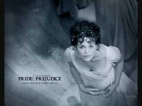 Pride and prejudice soundtrack-Liz on top of the world