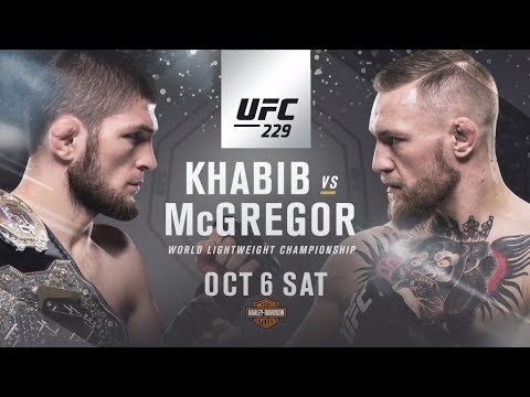 2018 UFC Summer and Fall Trailer