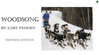 Ms. Reid- Woodsong- The Race: Days 6-10