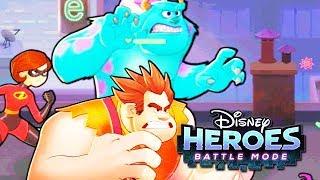 Disney Heroes Battle Mode (1) - Zaczynamy przygodę!