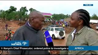 Several people still missing following Nakuru county dam burst