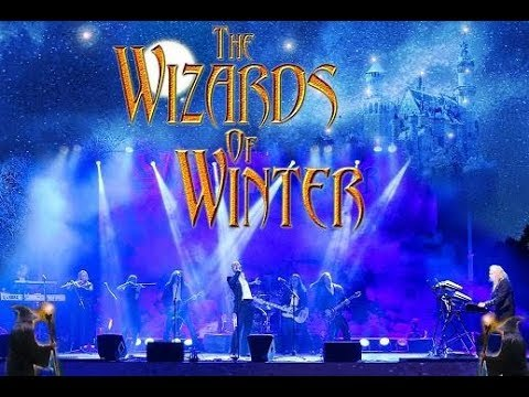 The Wizards of Winter- A Christmas Dream Behind the Scenes
