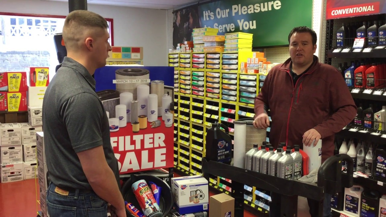 Weaver Auto Parts Carquest Annual Filter Sale Youtube