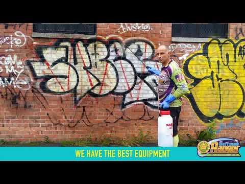 Professional Graffiti Removal