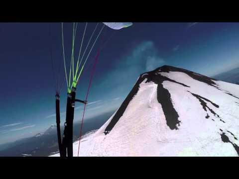 Paragliding Villarrica