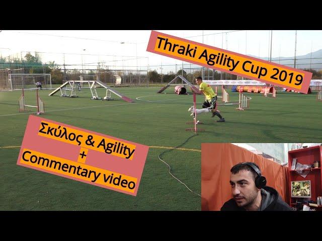 Σκύλος Thraki Agility Cup 2019