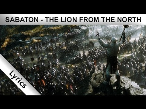 The Lion - The Battle of the Five Armies (Sabaton - The Lion From the North)