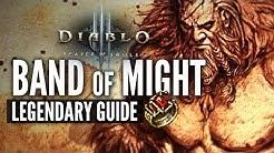 Band Of Might - Legendary Ring (Diablo 3 2.4 Season 5)