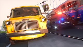 Sergeant Cooper the Police Car - Time Officer - Episode 1 |  Real City Heroes | Videos For Children