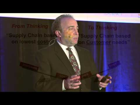 Toyota's Customer Centric Supply Chain Strategy