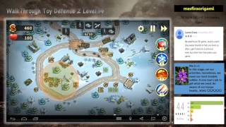 toy Defense 2 Stalingrad Level 14 (3 stars)