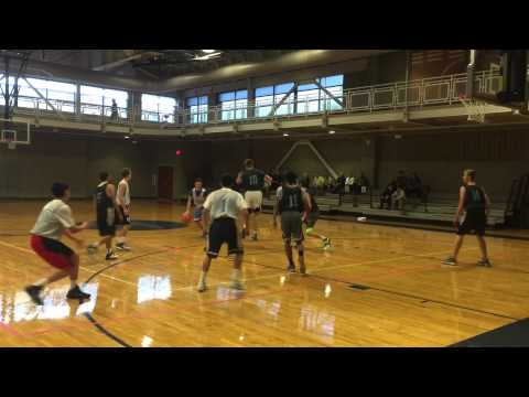 All In Basketball Game - Chicago Waldorf School 10-26-2015 xx