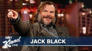 Download Jack Black on Turning 50, Jumanji, Tenacious D & Jack White Mp3 and Videos