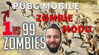 PUBG Mobile ZOMBİ MODU! ( Pubg Mobile Zombie Mode )