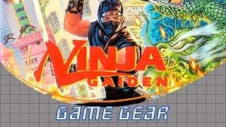 Ninja Gaiden [Game Gear]