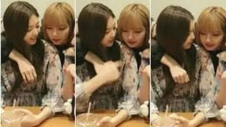 JENLISA OFFICIAL COUPLE  Sweet moments 2019  BLACKPINK