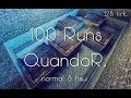 CS:GO BHOP - 100 Runs by QuandoR.