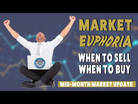 Stock Market Euphoria As It Reaches New All Time High
