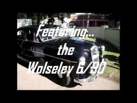 Goodwood Revival 2016 Police Cars - Wolseley 6/90