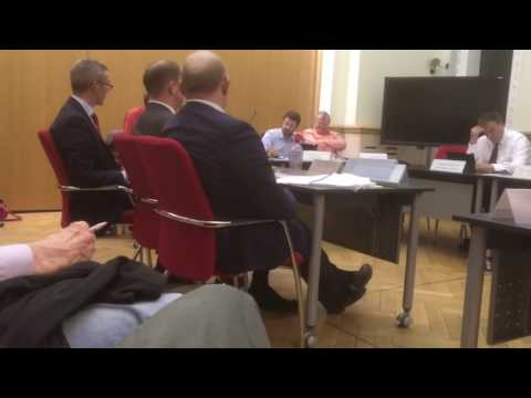Greenwich Council  - Regeneration, Transport, Culture Scrutiny 13 Dec 2016 Part 9