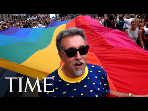 This Is The History Of The Rainbow Flag | TIME