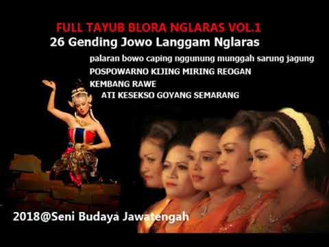 tayub Blora full audio vol1