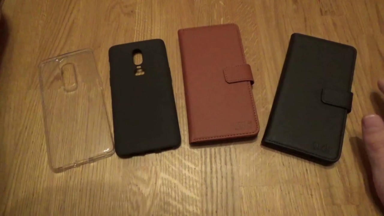 new concept 43d7c 7261c OnePlus 6 Orzly FlexiCase & Flip Case Review