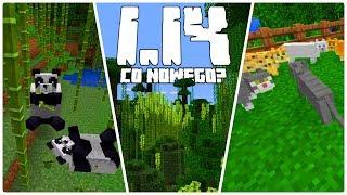 Minecraft 1.14: Co Nowego? Pandy! Bambus! Nowe Koty!