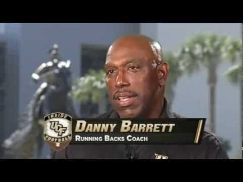 Danny Barrett Profile