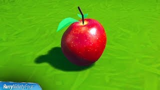 Gambar cover Consume Foraged Apples at the Orchard Location Guide - Fortnite Challenge