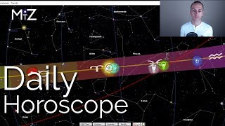 Daily Horoscope Thursday April 25th 2019 - True Sidereal Astrology