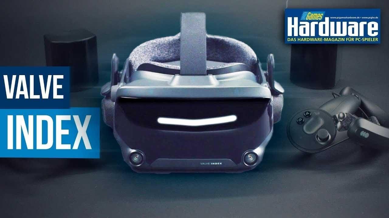 Valve Index | Das beste VR-Headset bisher | Test